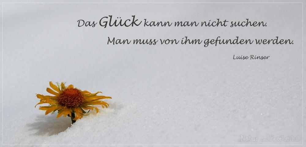 Gluck Haben Definition